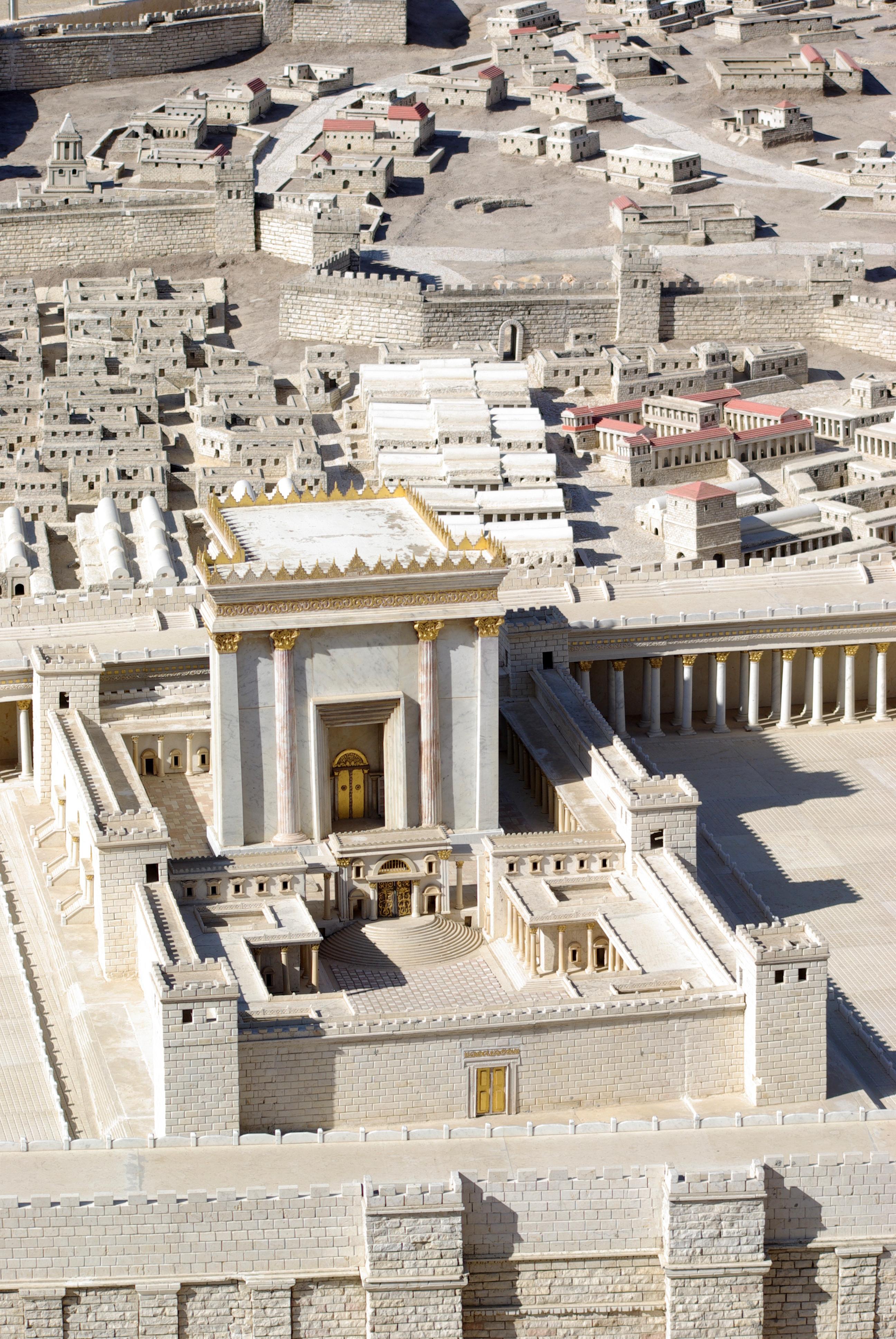 Herodianischer Tempel