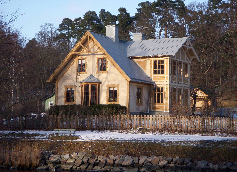 Heimatstil for Villa eintracht
