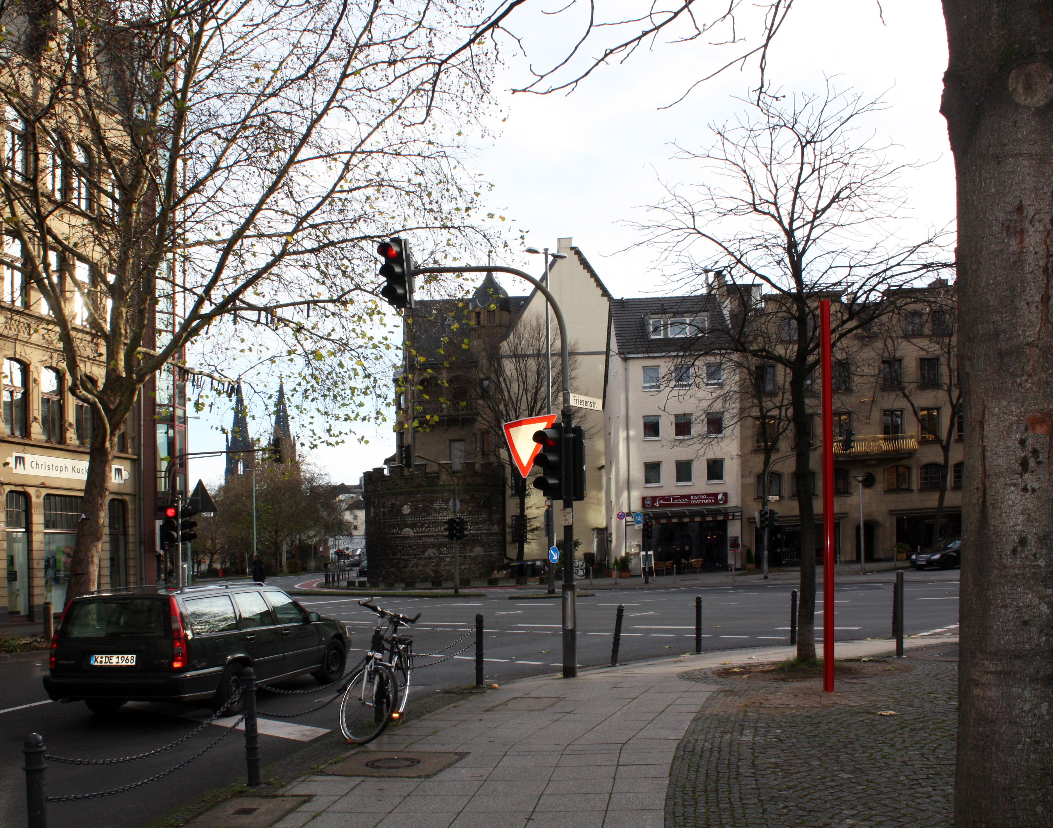 Partymeile Friesenstraße Köln