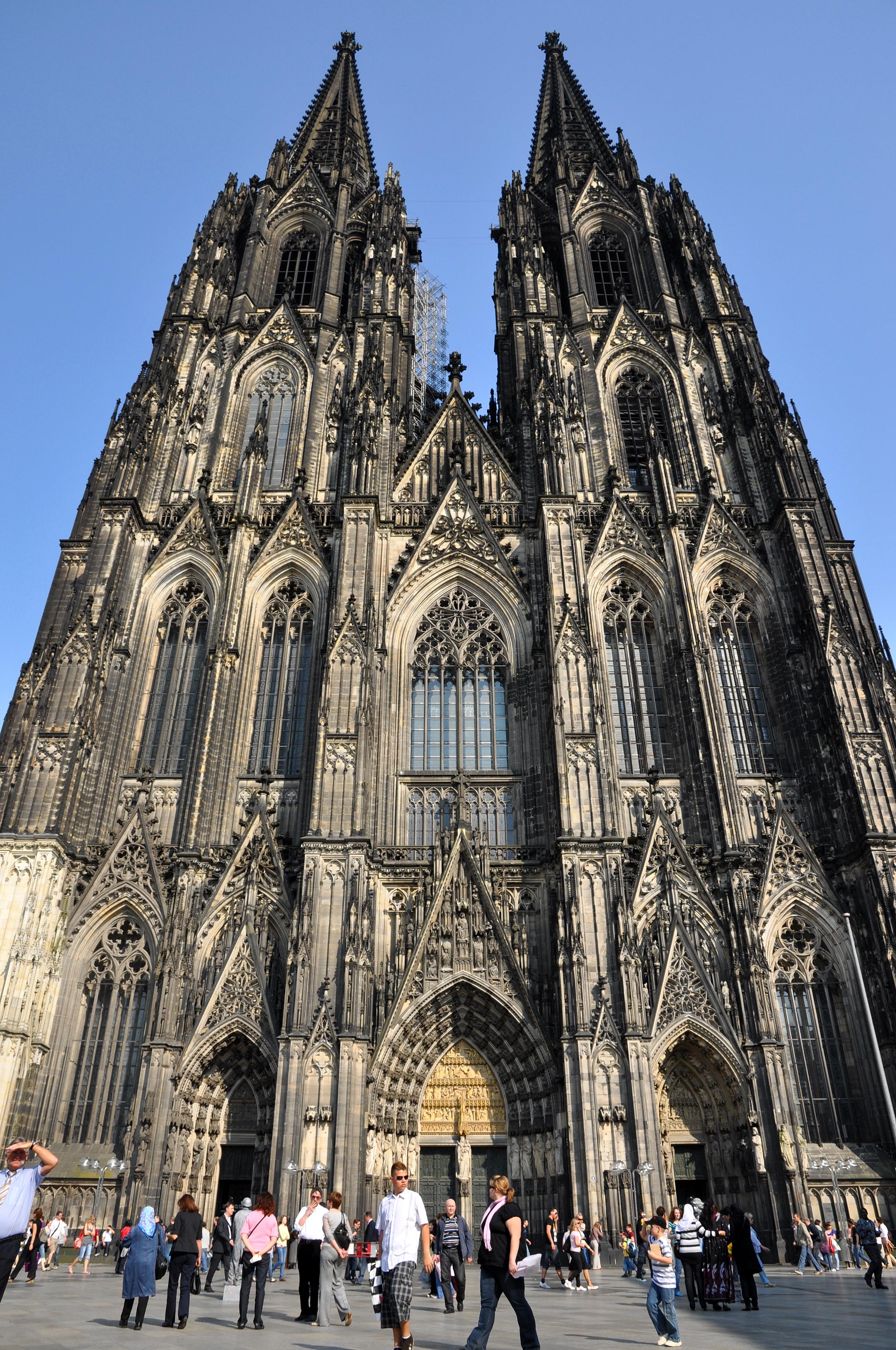 Notre Dame Kölner Dom