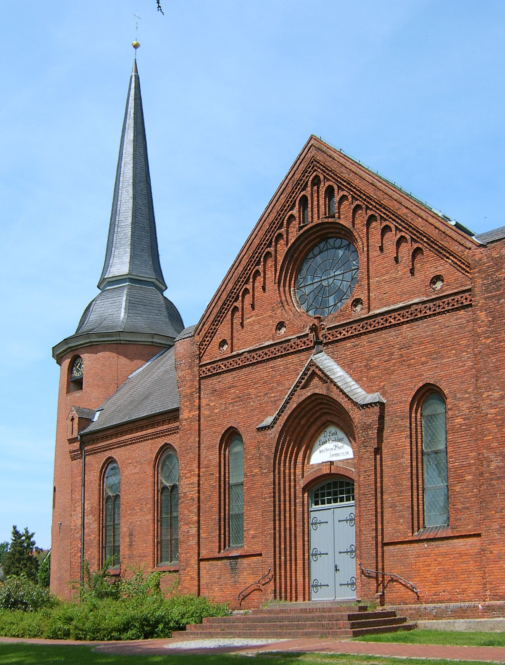 Kirche Kaltenkirchen