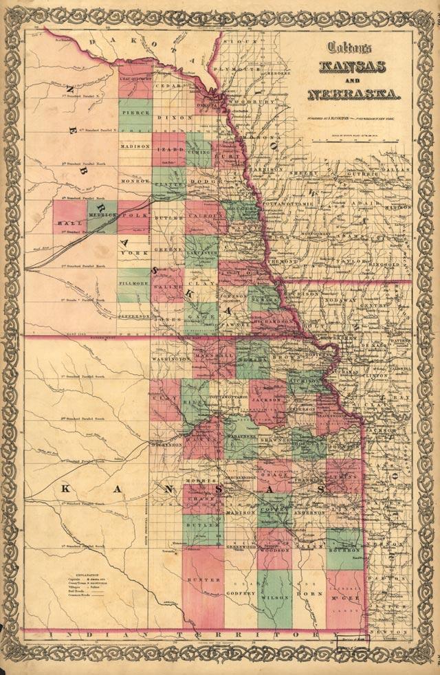 1854 Kansas Nebraska Act. Kansas-Nebraska Act