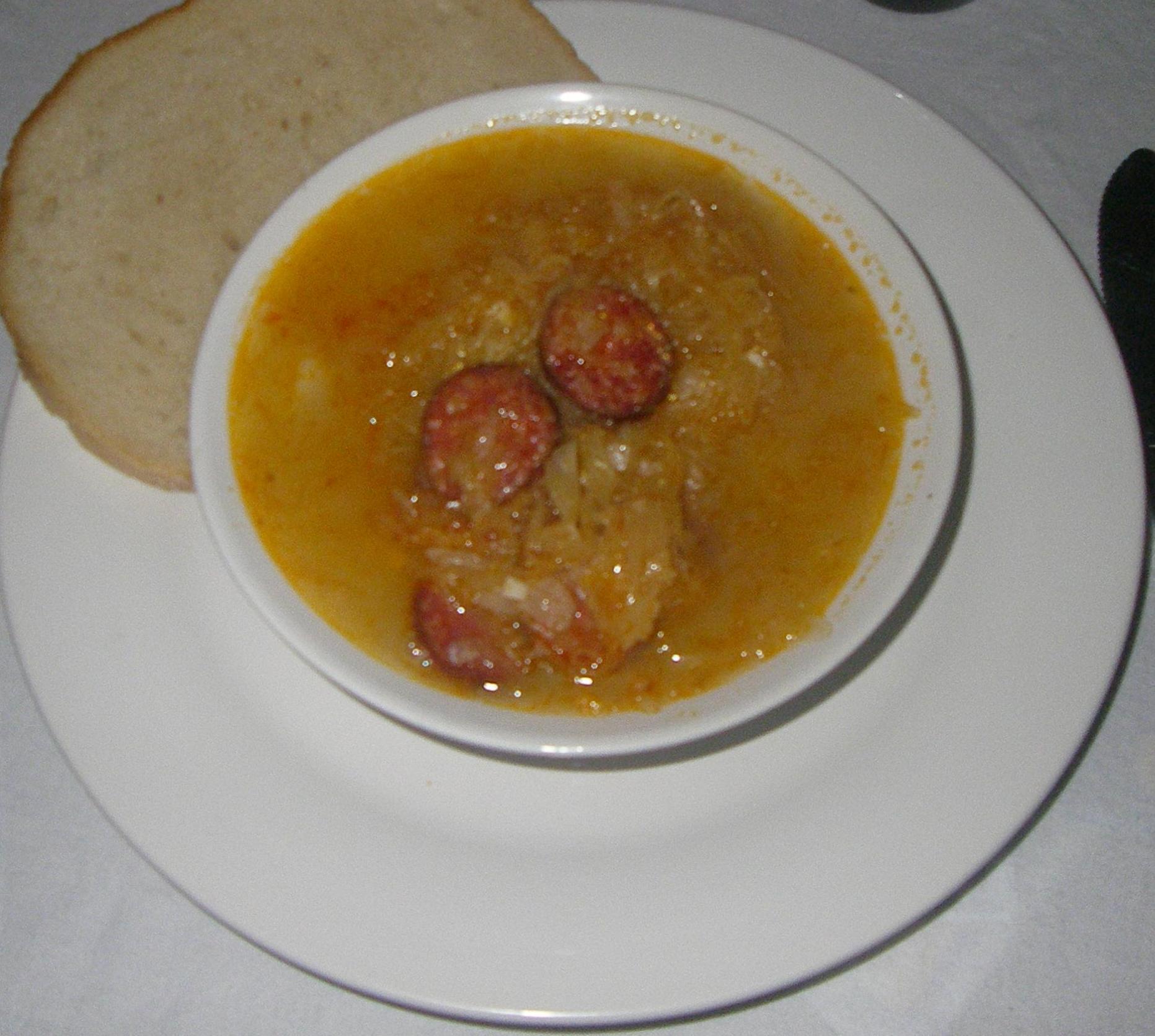 Slowakische Küche