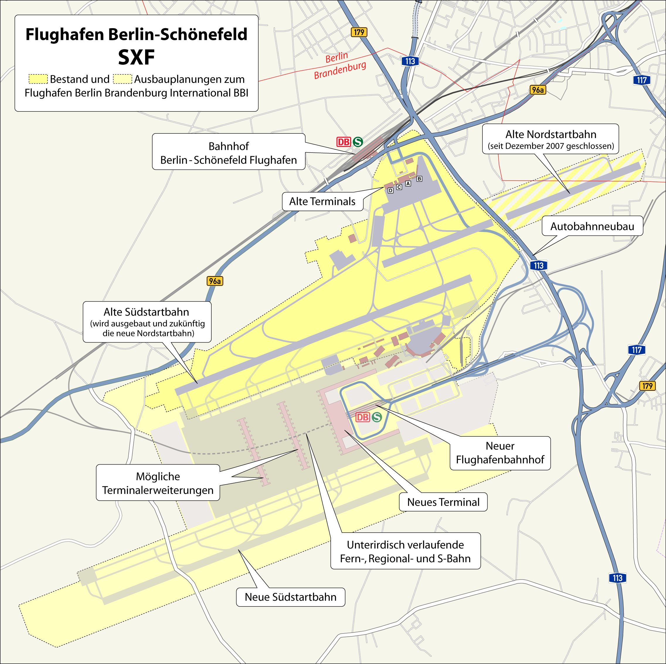Flughafen Berlin Brandenburg International