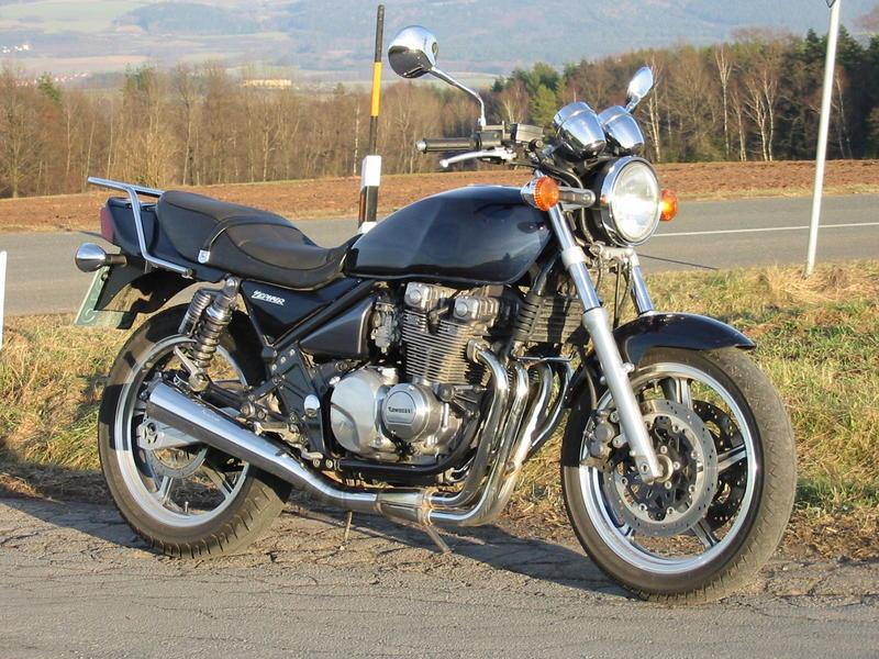 KAWASAKI ZEPHYR 550 (1991-1998) Review, Specs & Prices   MCN