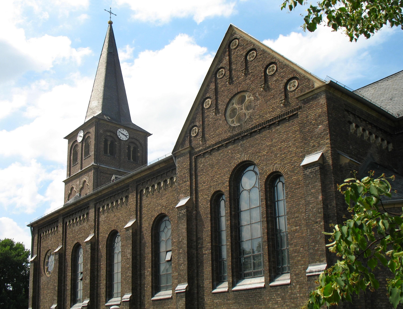 Evangelische Kirche Porz