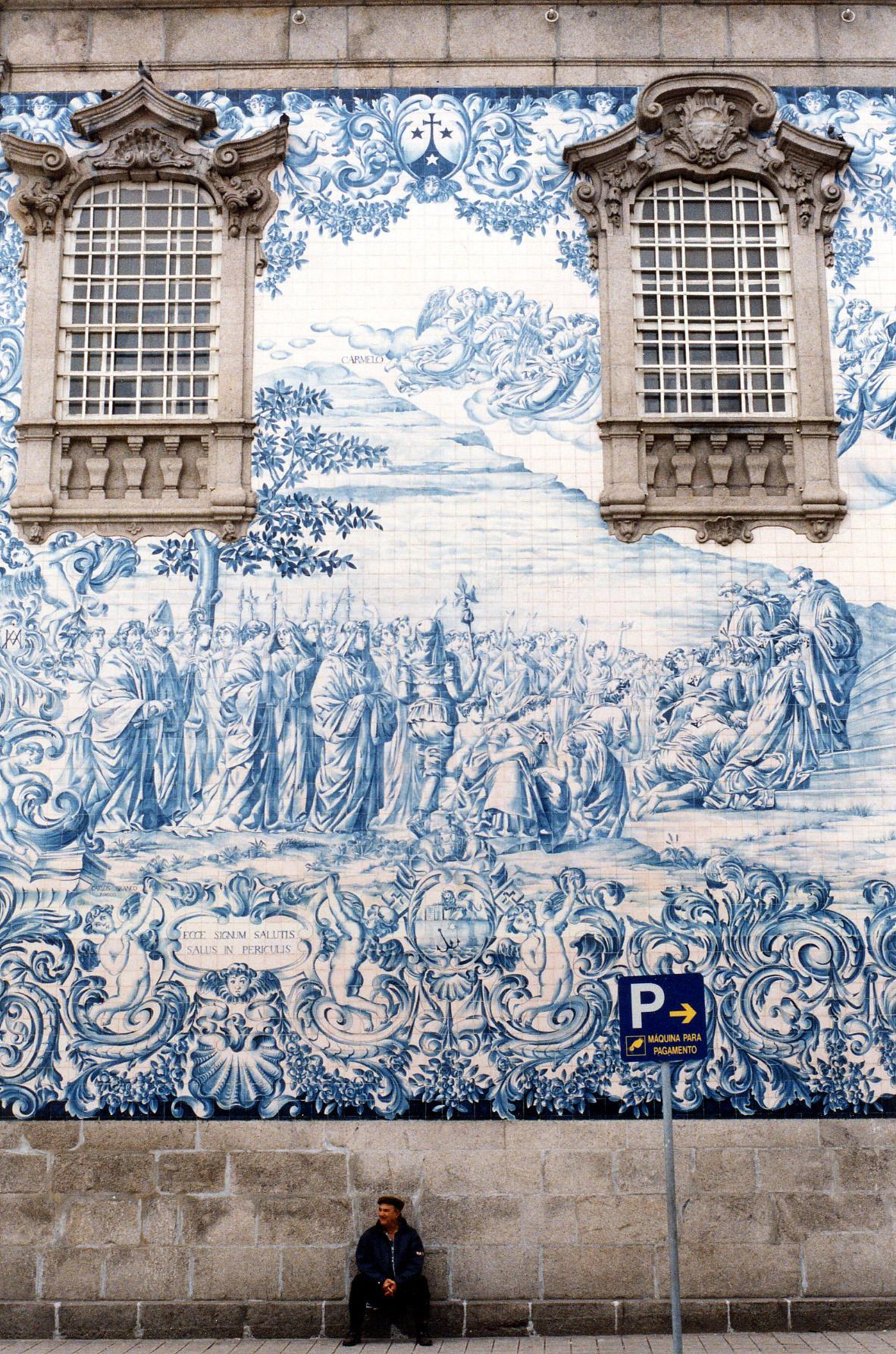 Azulejos for Azulejos de portugal