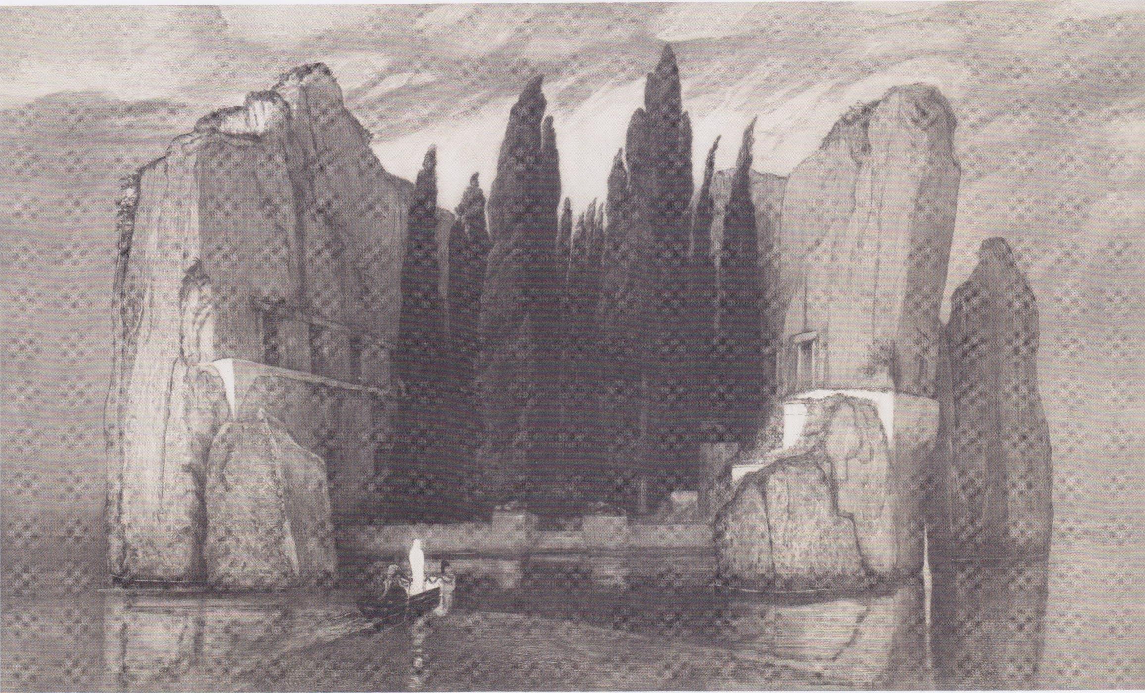 Die Toteninsel