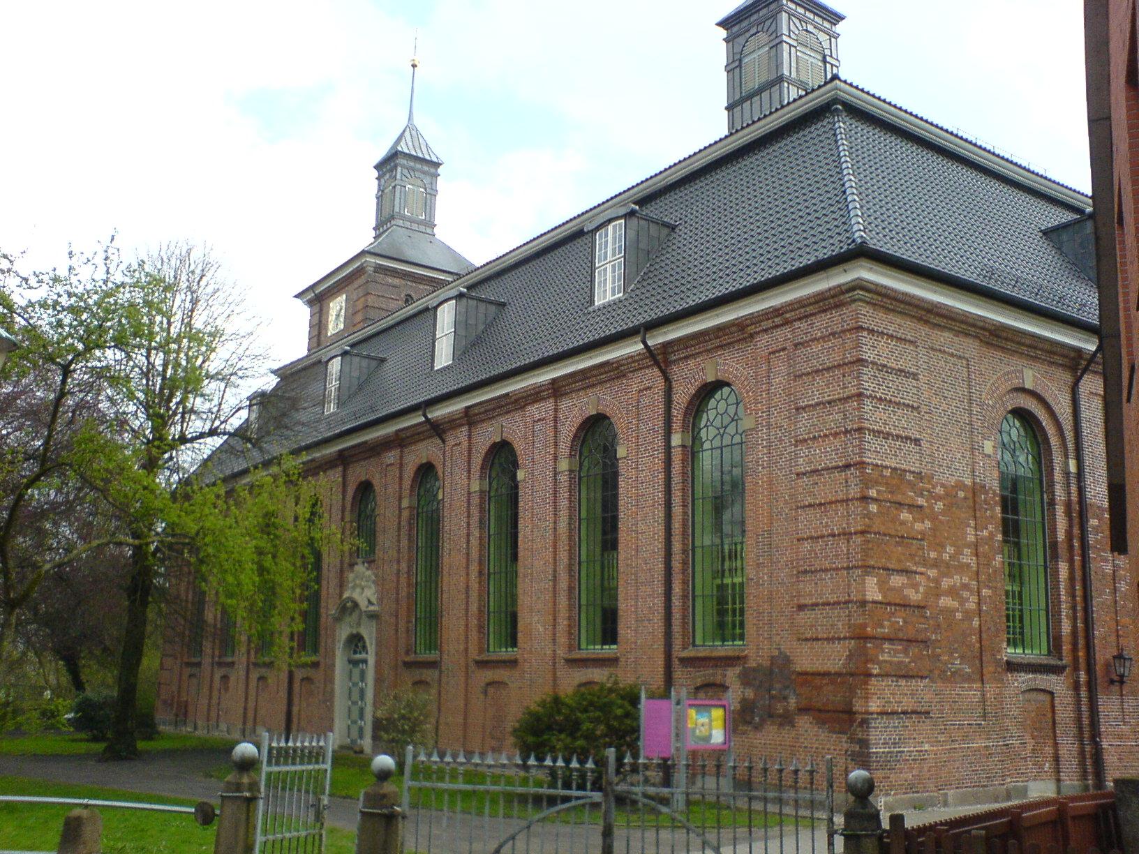 Klosterkirche Uetersen