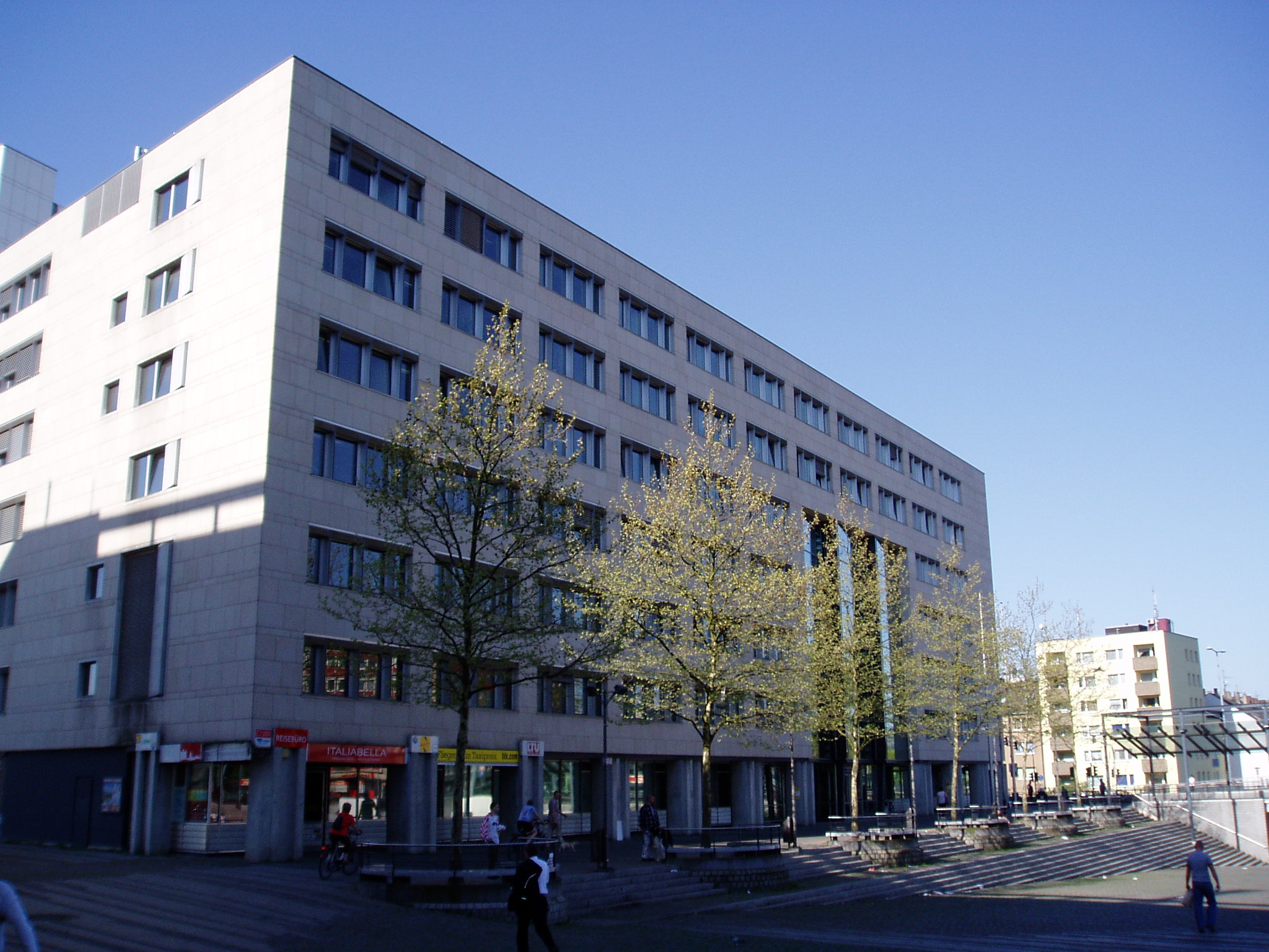 Bezirksrathaus Mülheim