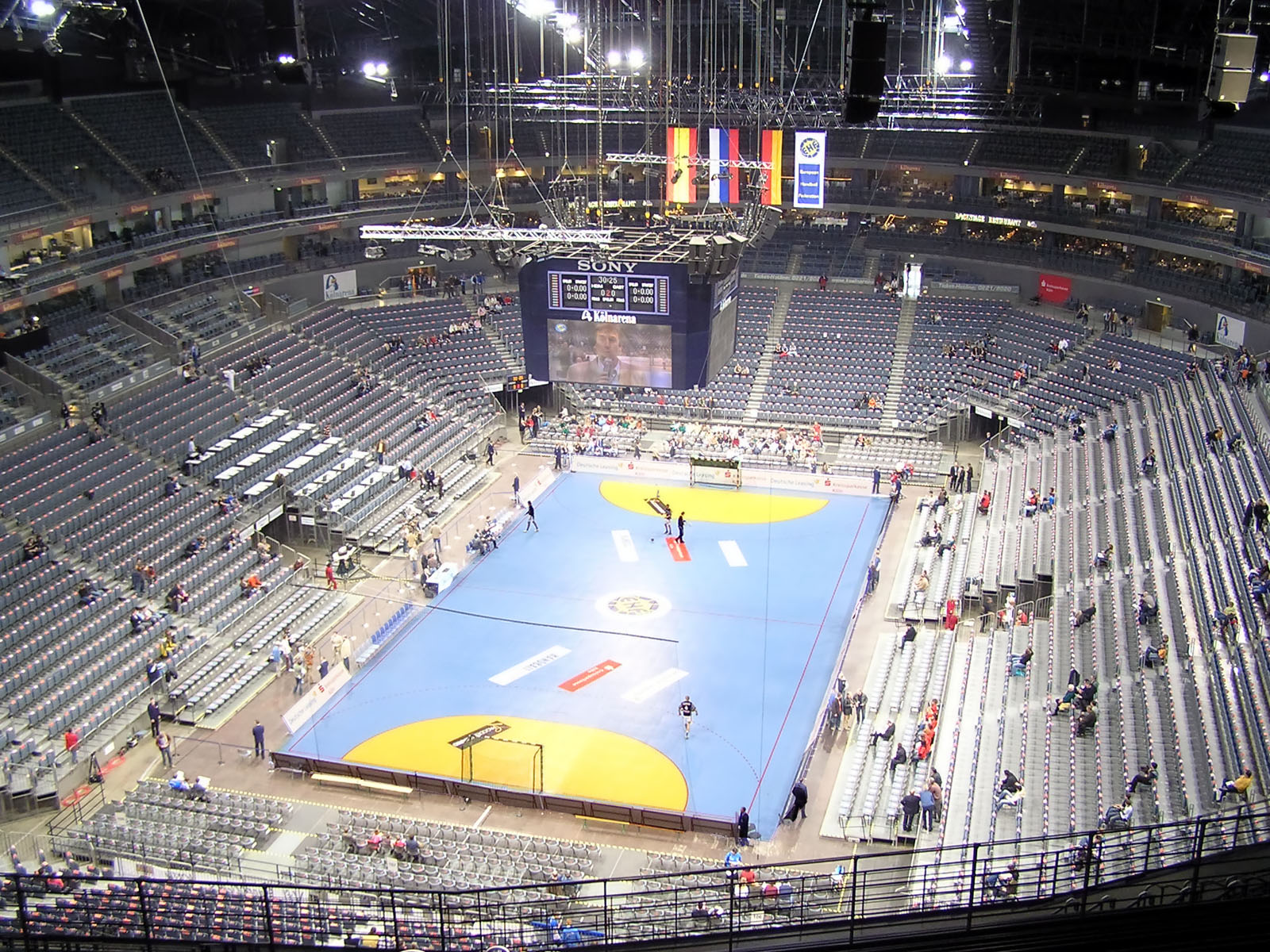 Lanxess Arena Kommende Veranstaltungen