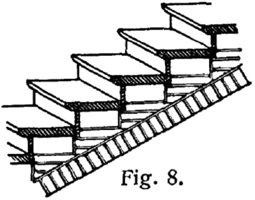 Treppenstufen Holz Oder Stein ~ Pin Treppenstufen Aus Beton Eine Alternative Zu Holz Oder Stein on