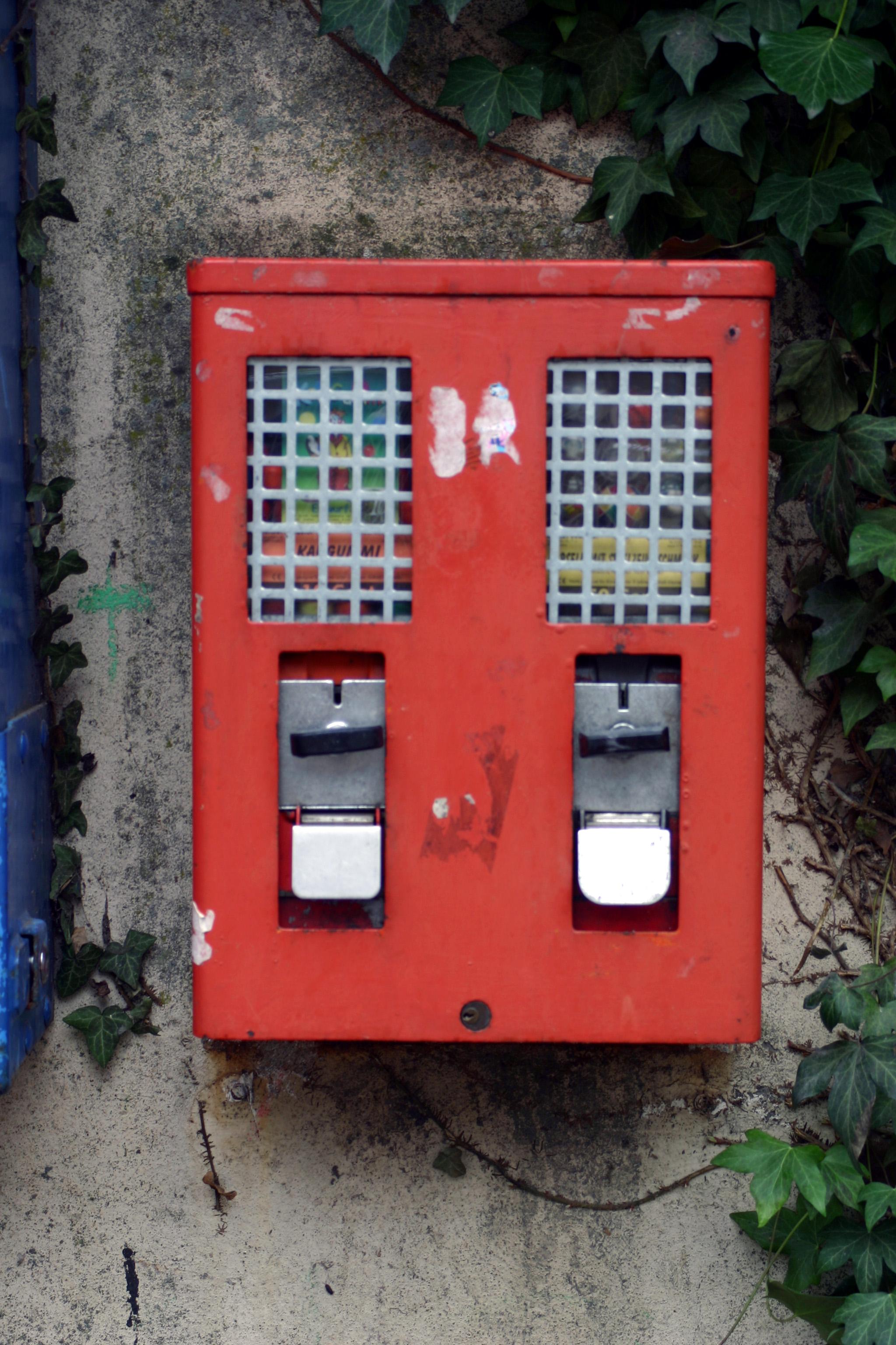 kaugummiautomaten kaufen