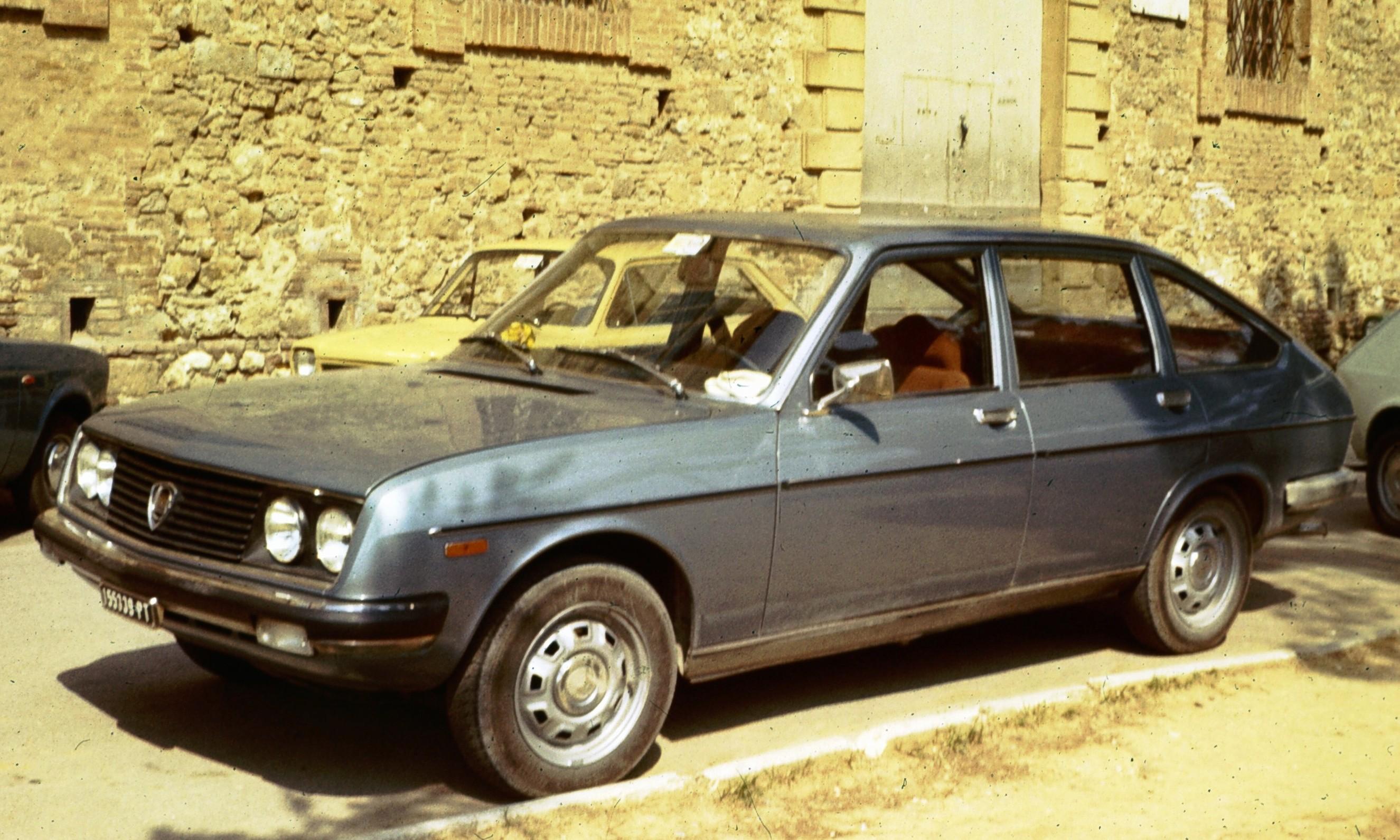 Lancia Beta Monte