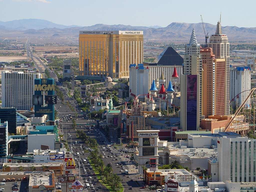 Bundesstaat Las Vegas