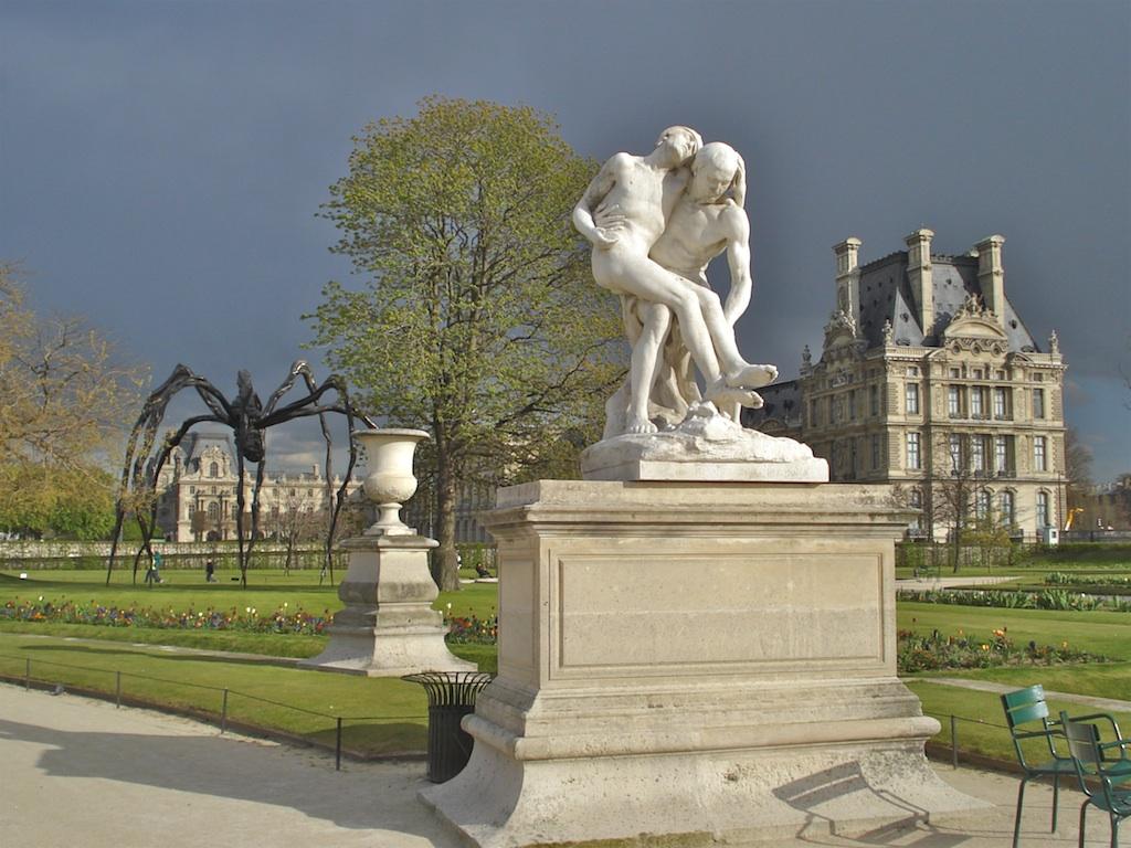 Jardin des tuileries - Sculpture jardin des tuileries ...