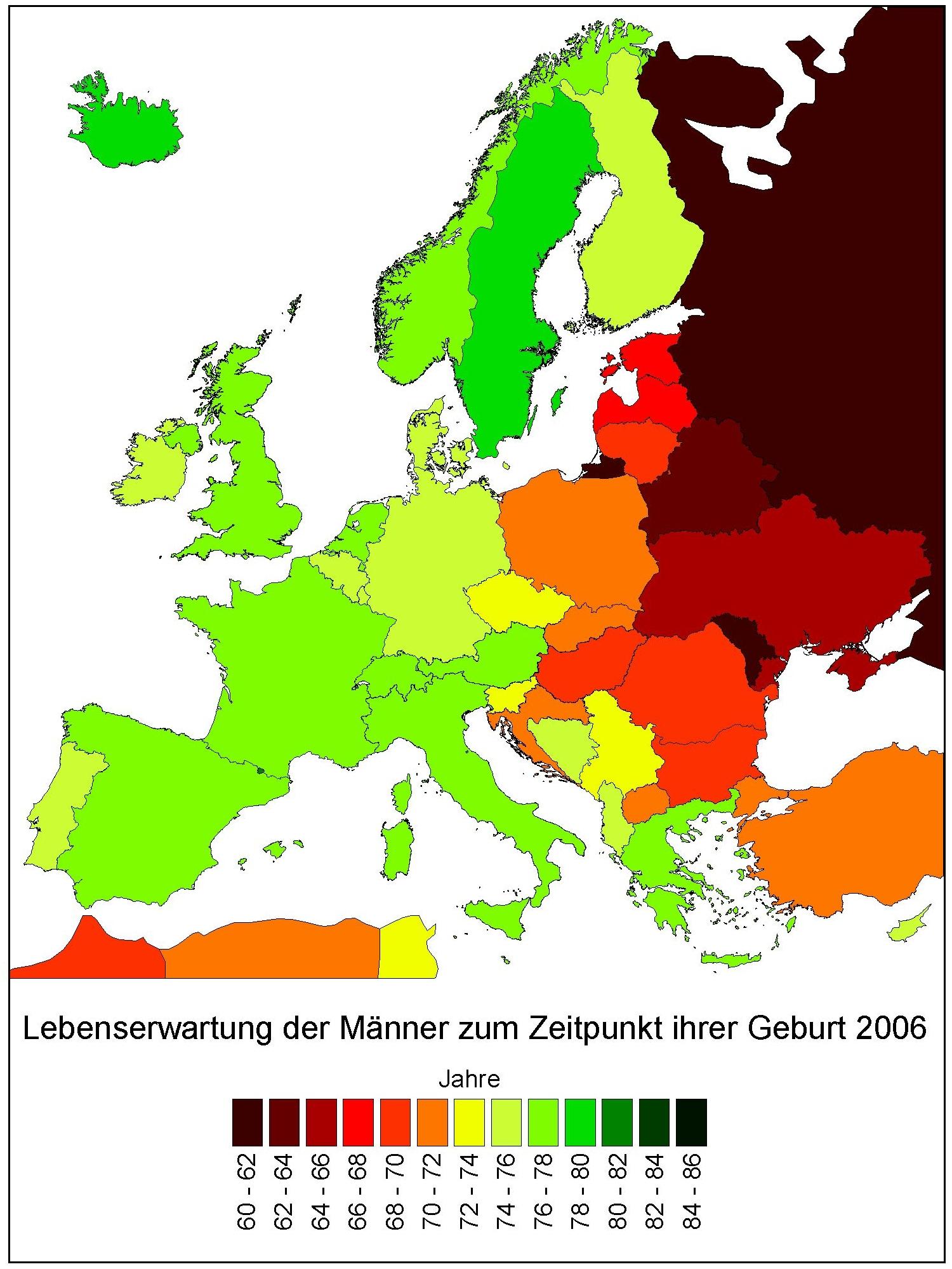 Lebenserwartung Mittelalter