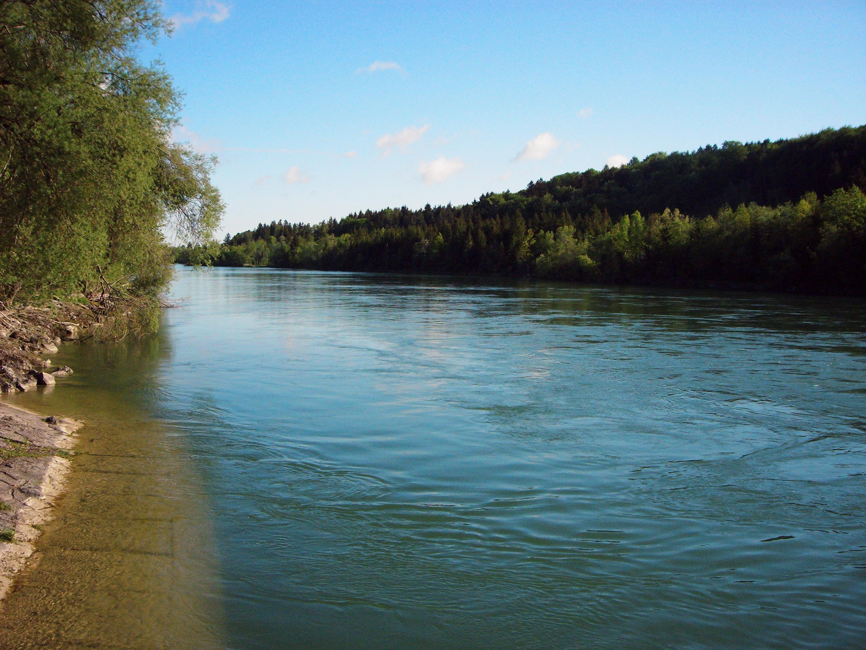 Liste deutscher flüsse