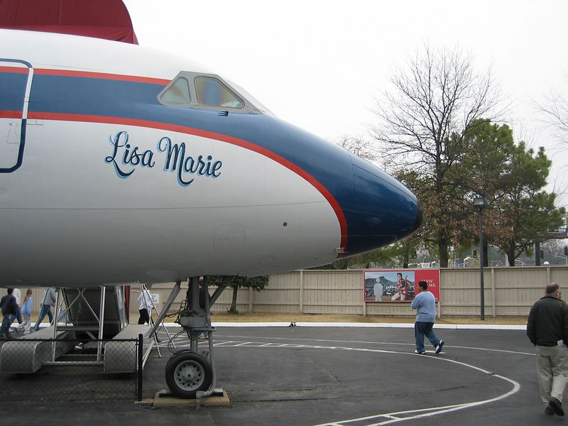 Graceland Airplanes Tour