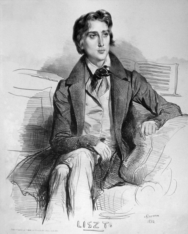 Briefe Von Chopin : Franz liszt