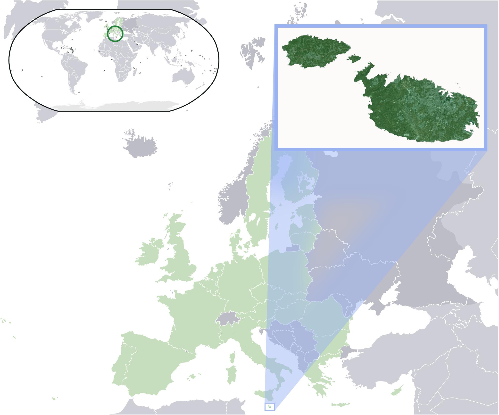 Europäischer Inselstaat
