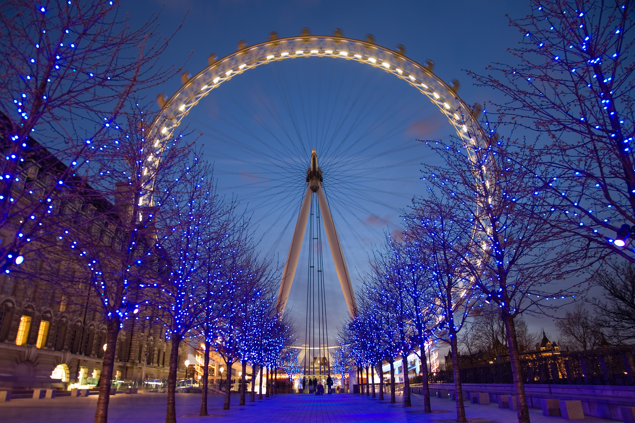 London Eye, World's Tallest Windmill