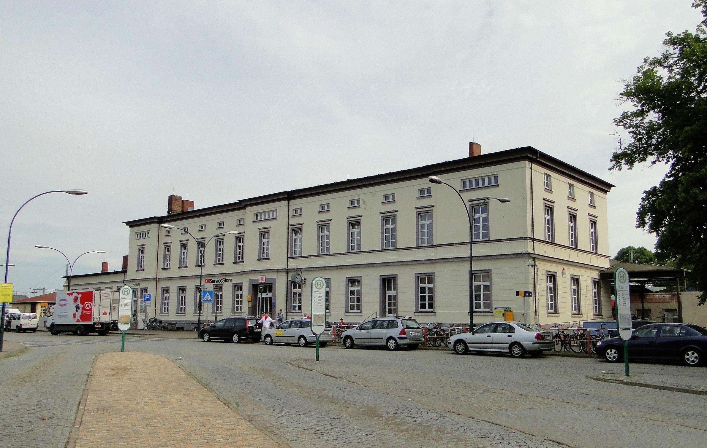Bahnhof Ludwigslust