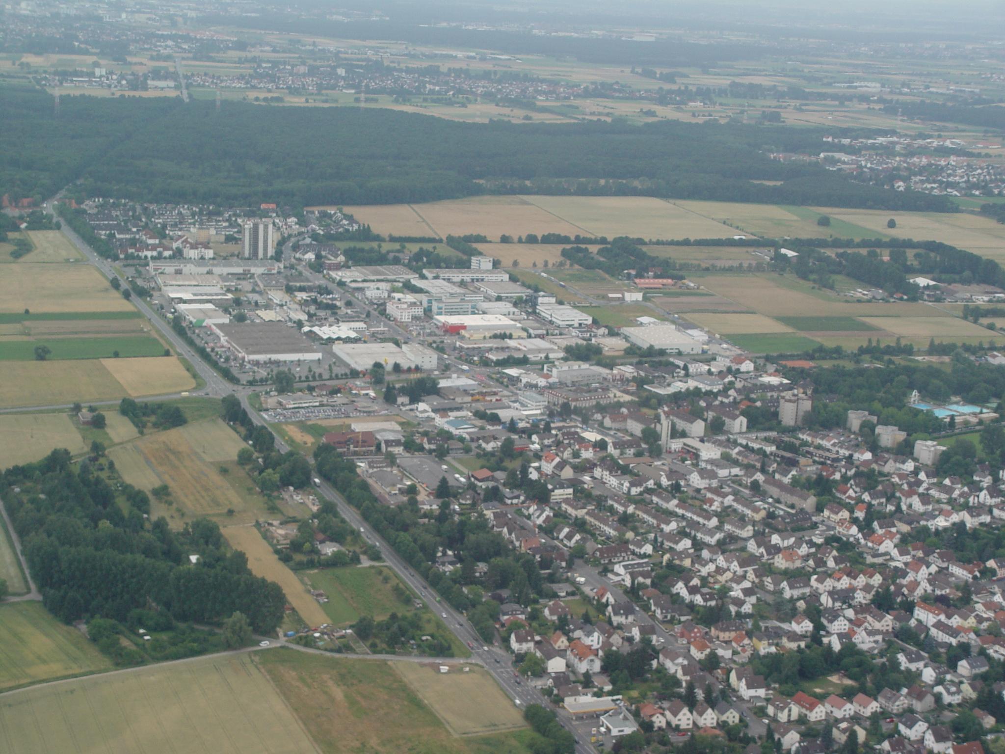 Stadt Egelsbach