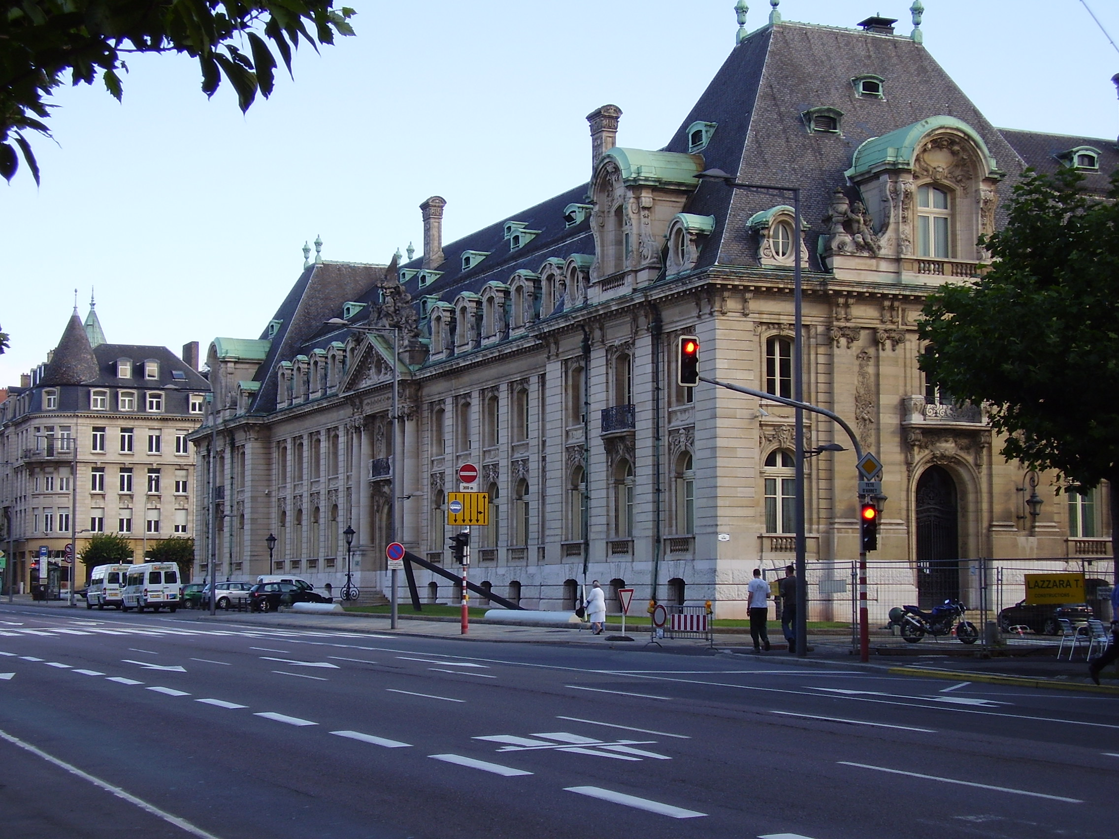Architekt Luxemburg architekt luxemburg in venedig luxemburg zum fnften mal vertreten