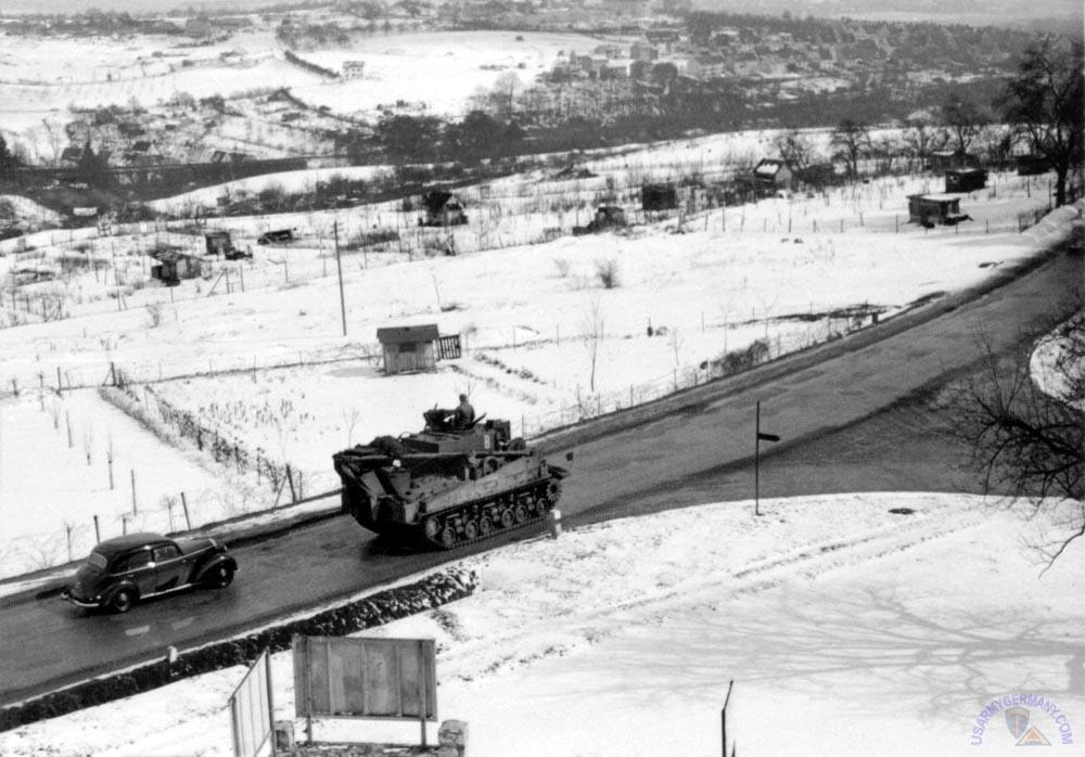 Bergepanzer M32 M74