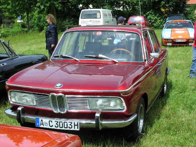 ... , BMW 1800, BMW 2000 und BMW 2000C/2000CS