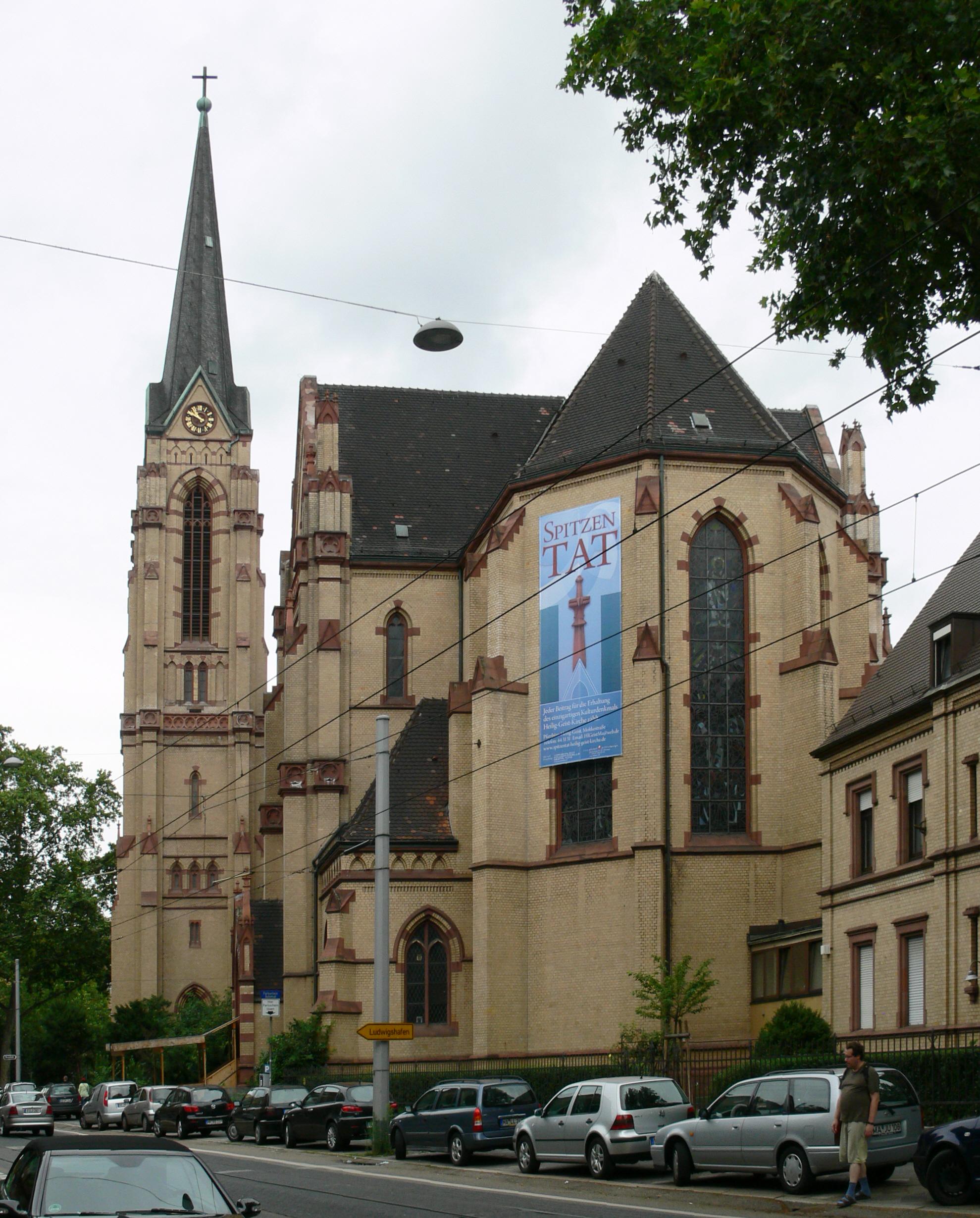 Heilig-Geist-Kirche (Mannheim)
