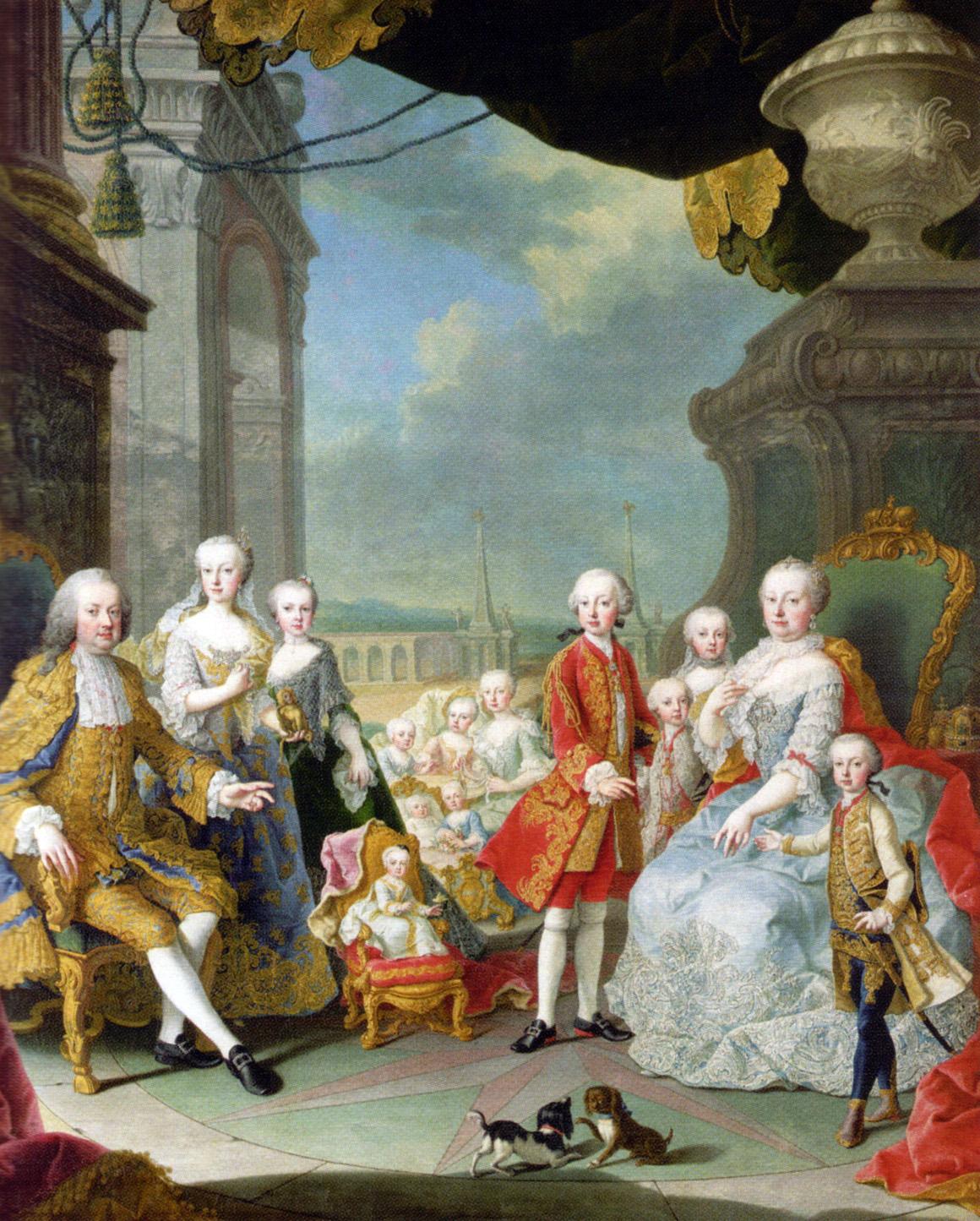 Maria Theresia Ehemann