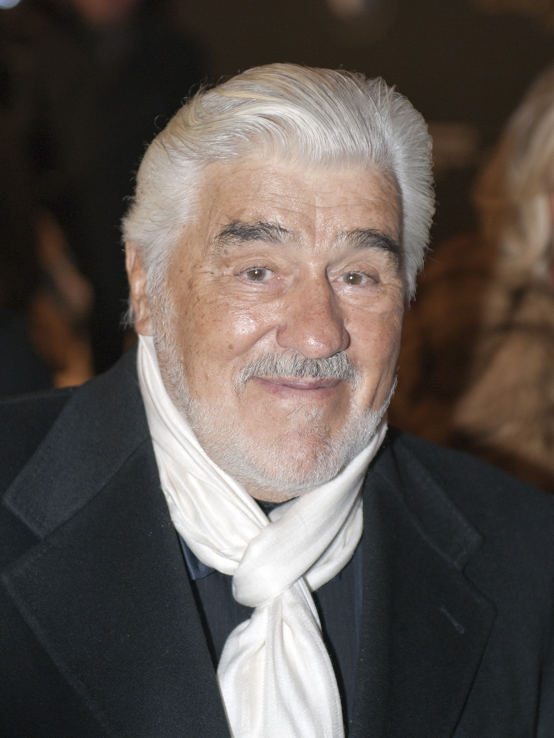 Mario Adorf Net Worth