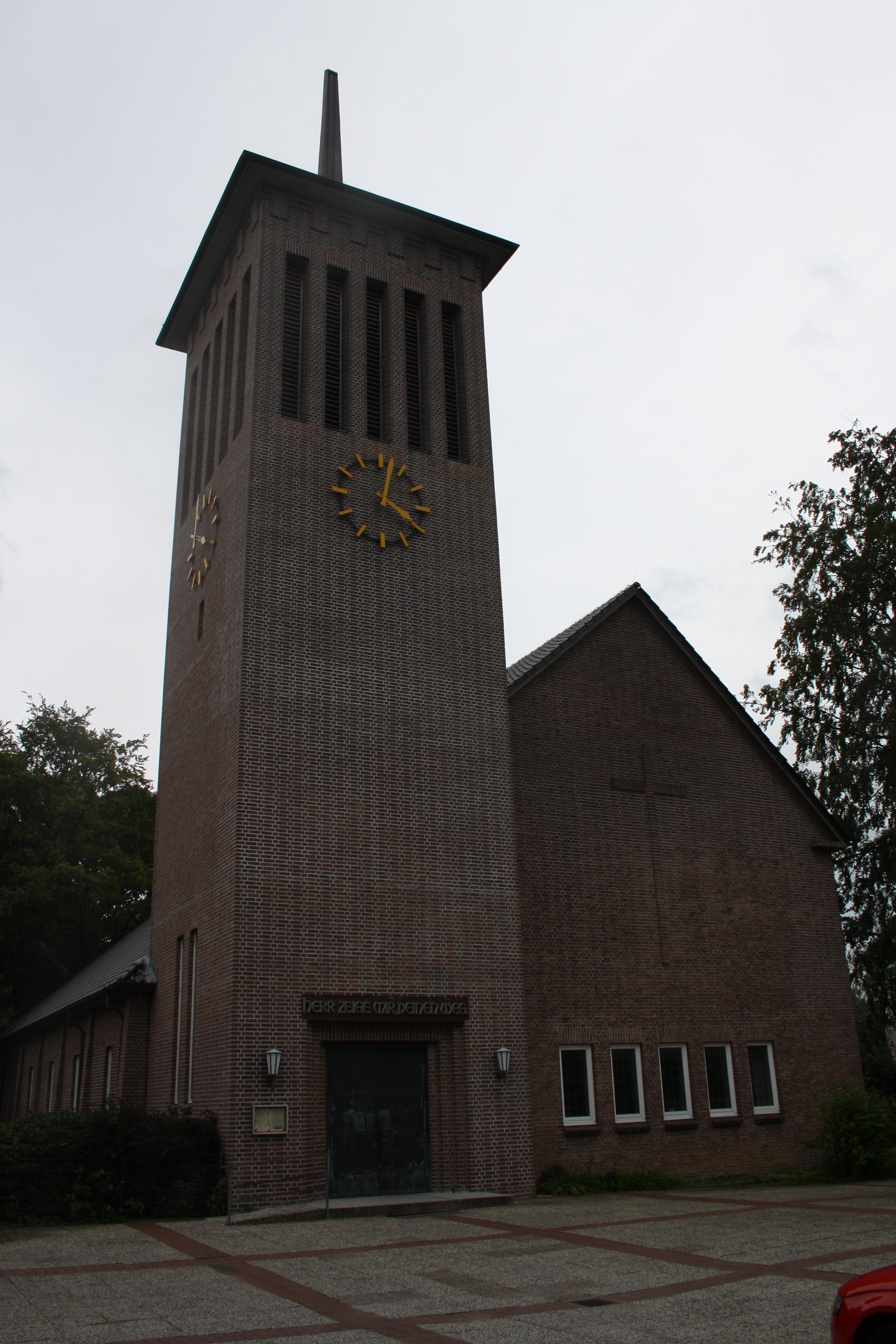 Marktkirche Poppenbüttel