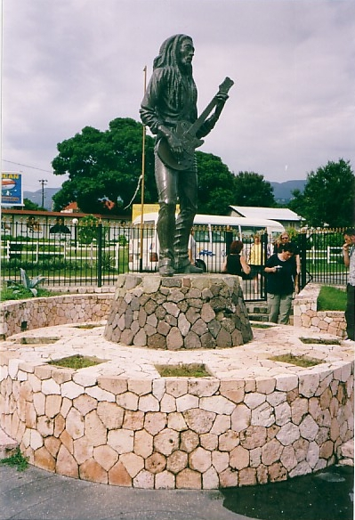 Bob Marley Tod