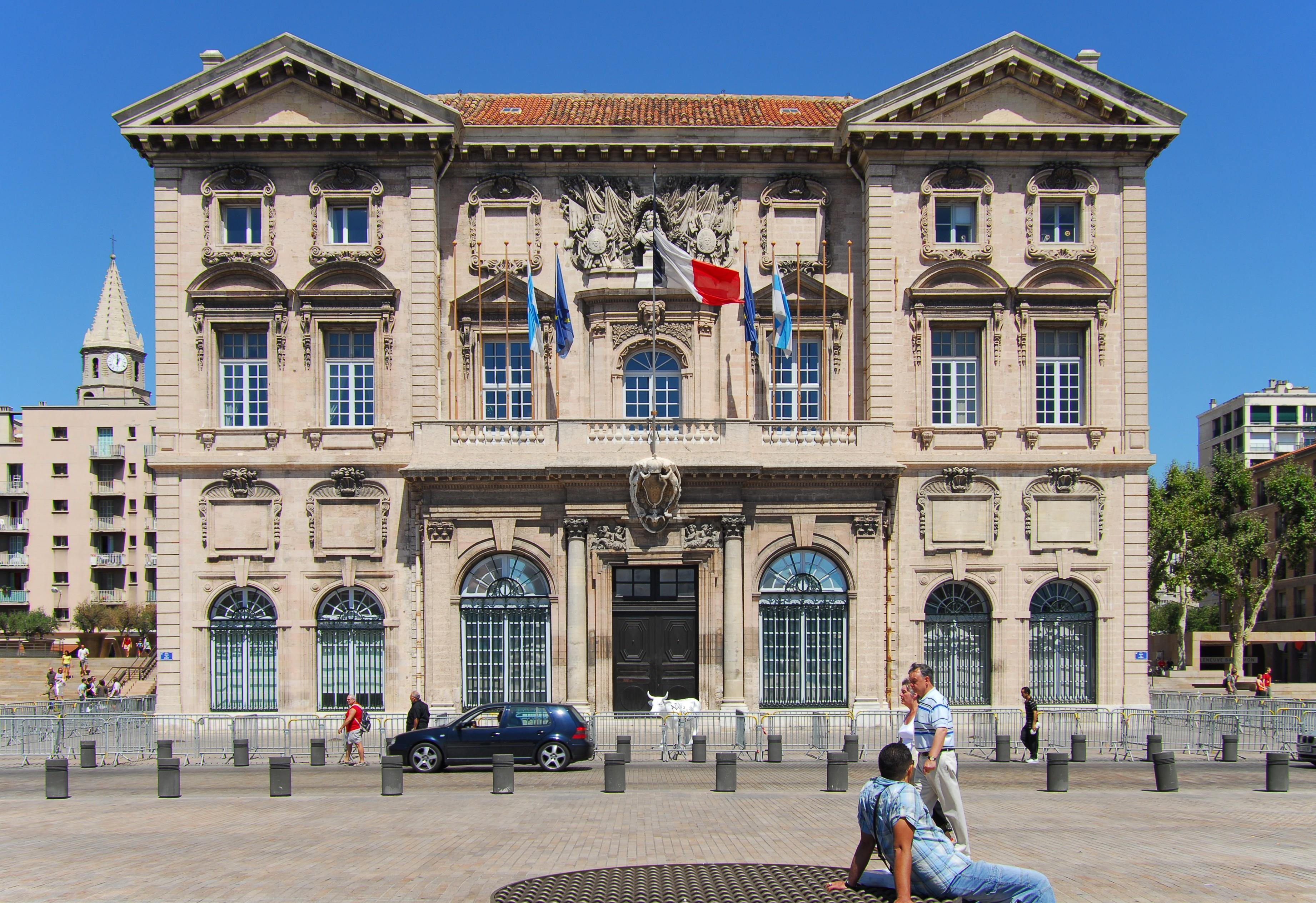 Ville De Gaudin Marseille