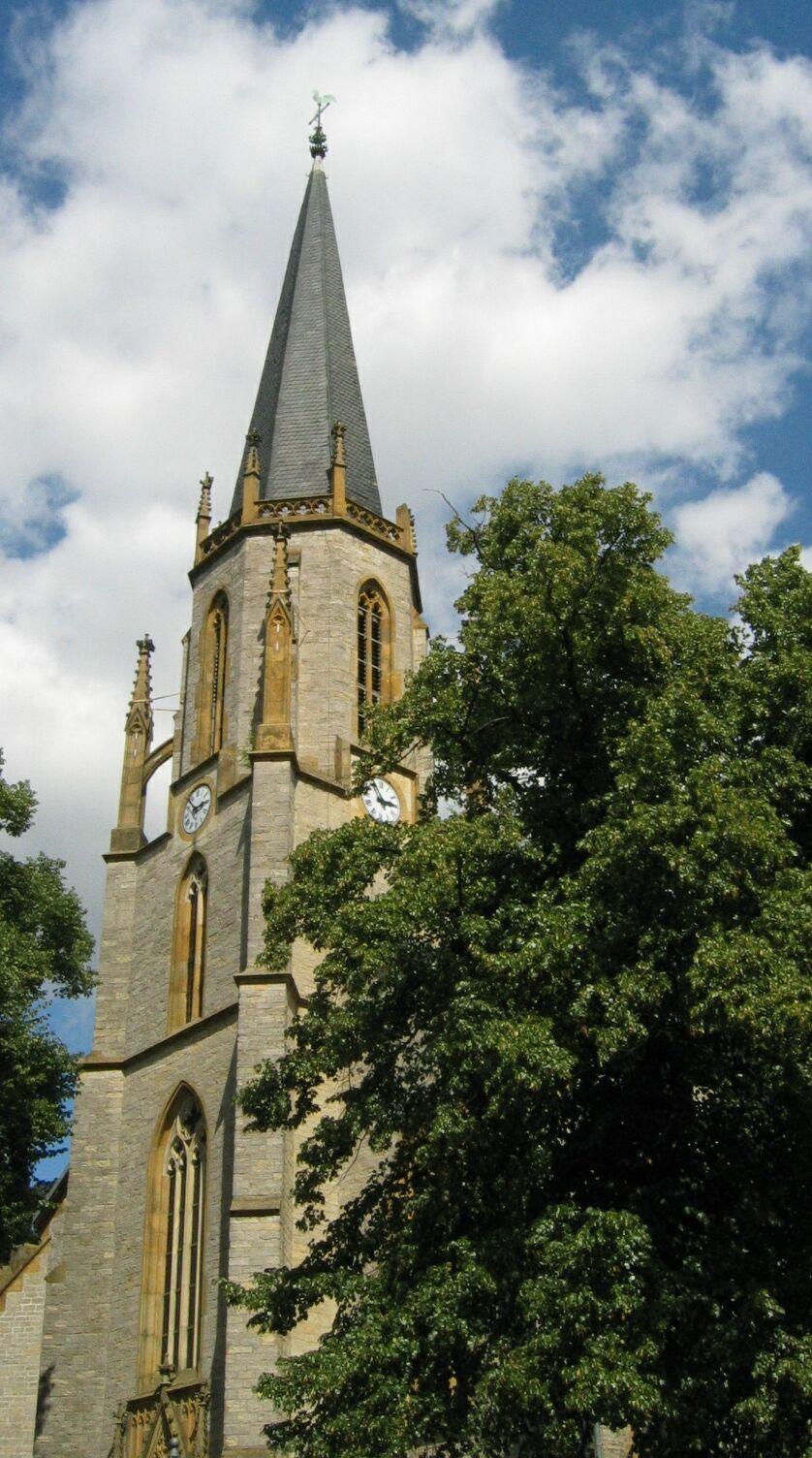 Martin-Luther-Kirche (Gütersloh)