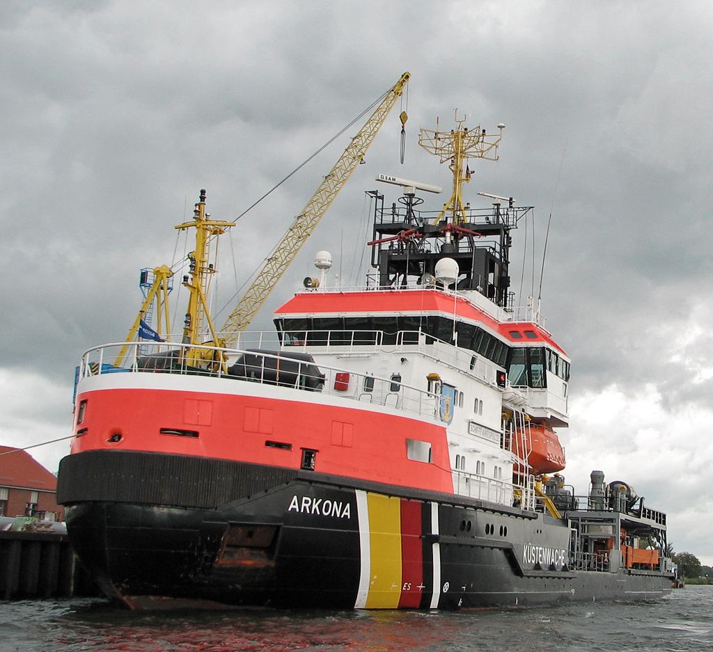 Schiff Arkona