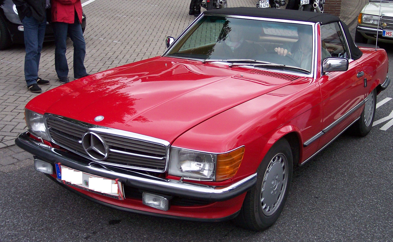 Sl 350 R107 Oldtimer