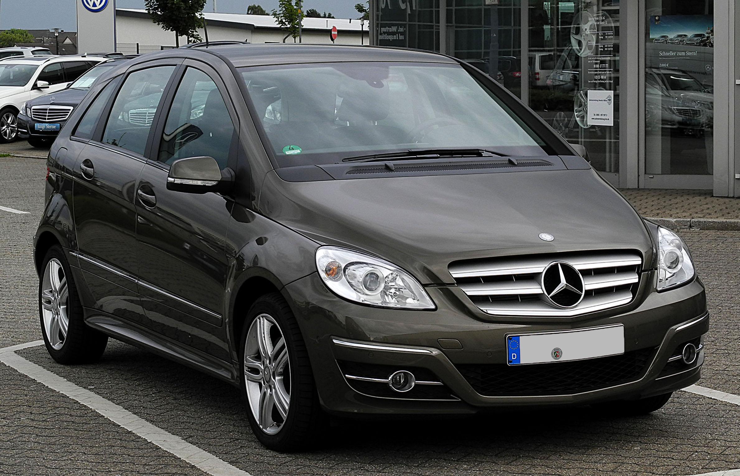 Mercedes Benz T 245