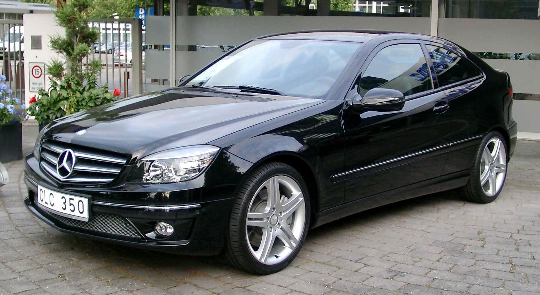 Mercedes Benz Clc  Kompressor  Review