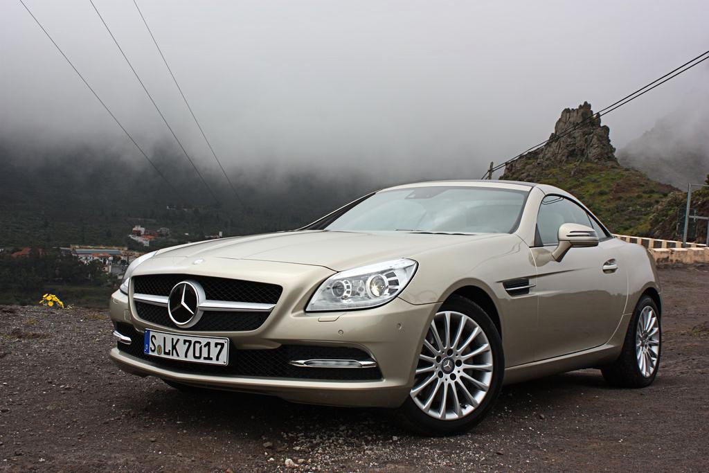 Mercedes benz r 172 for Slk 250 mercedes benz