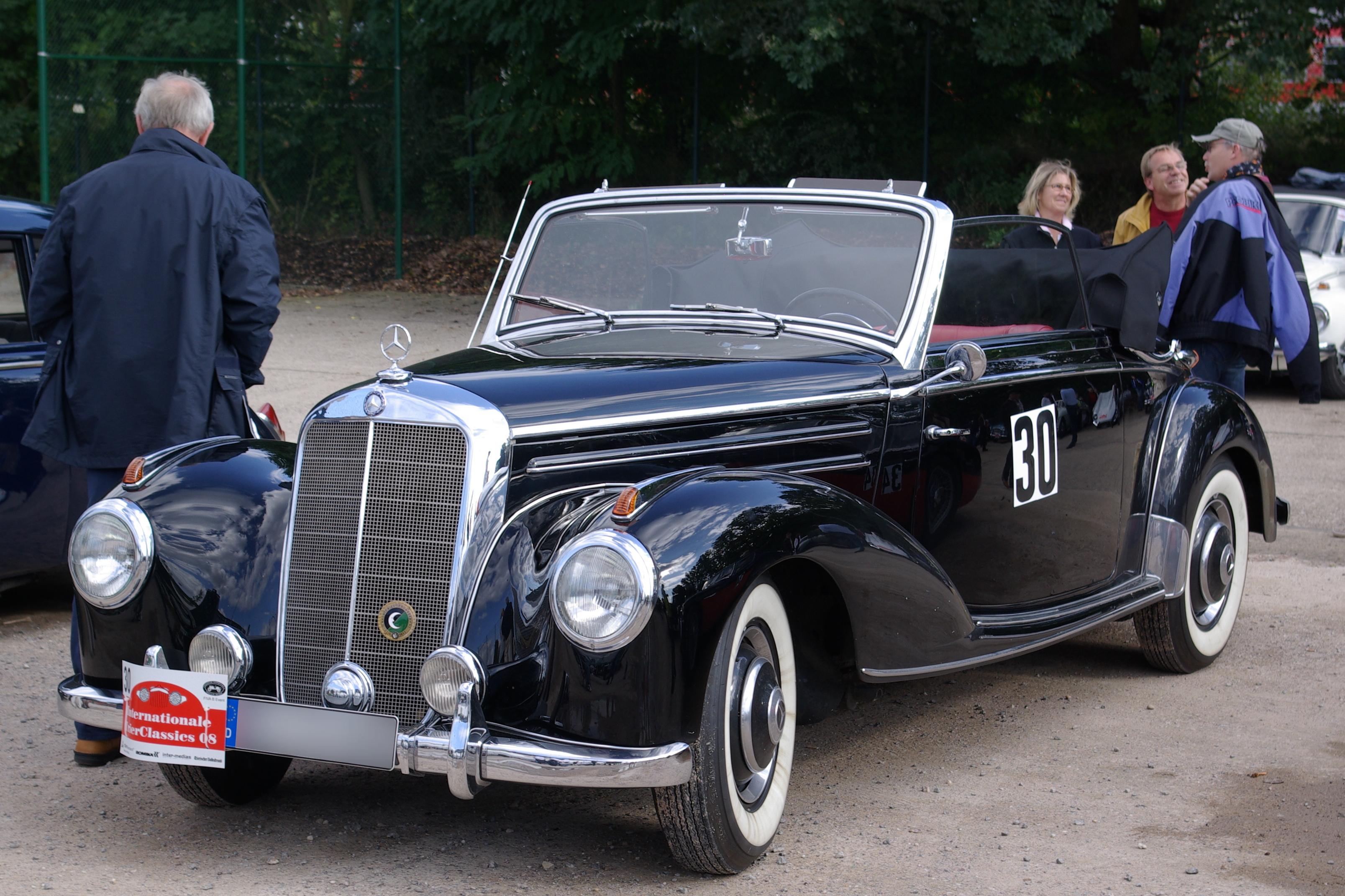 1953 Mercedes 220 de.academic.ru