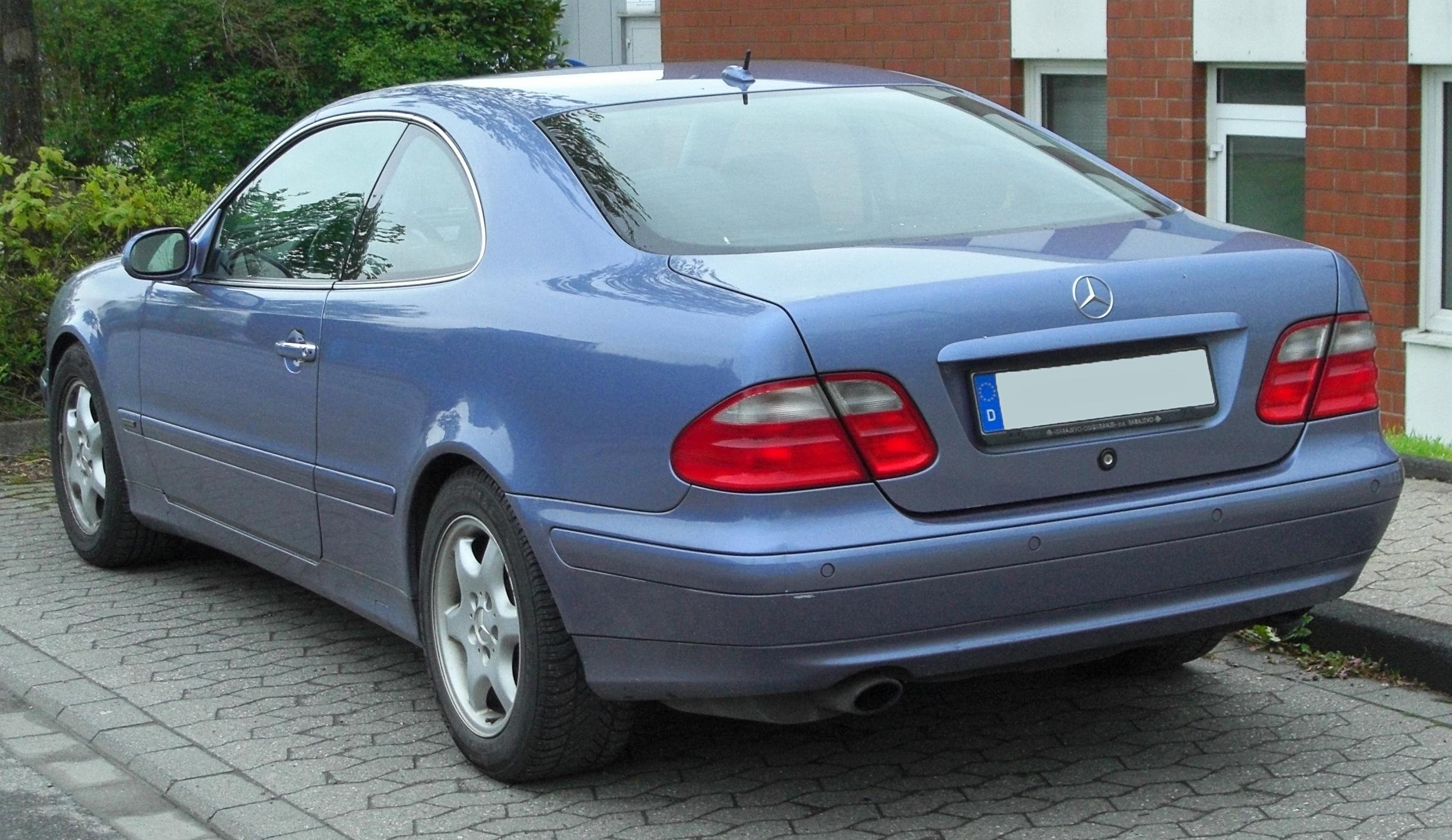 Mercedes Benz Baureihe 208