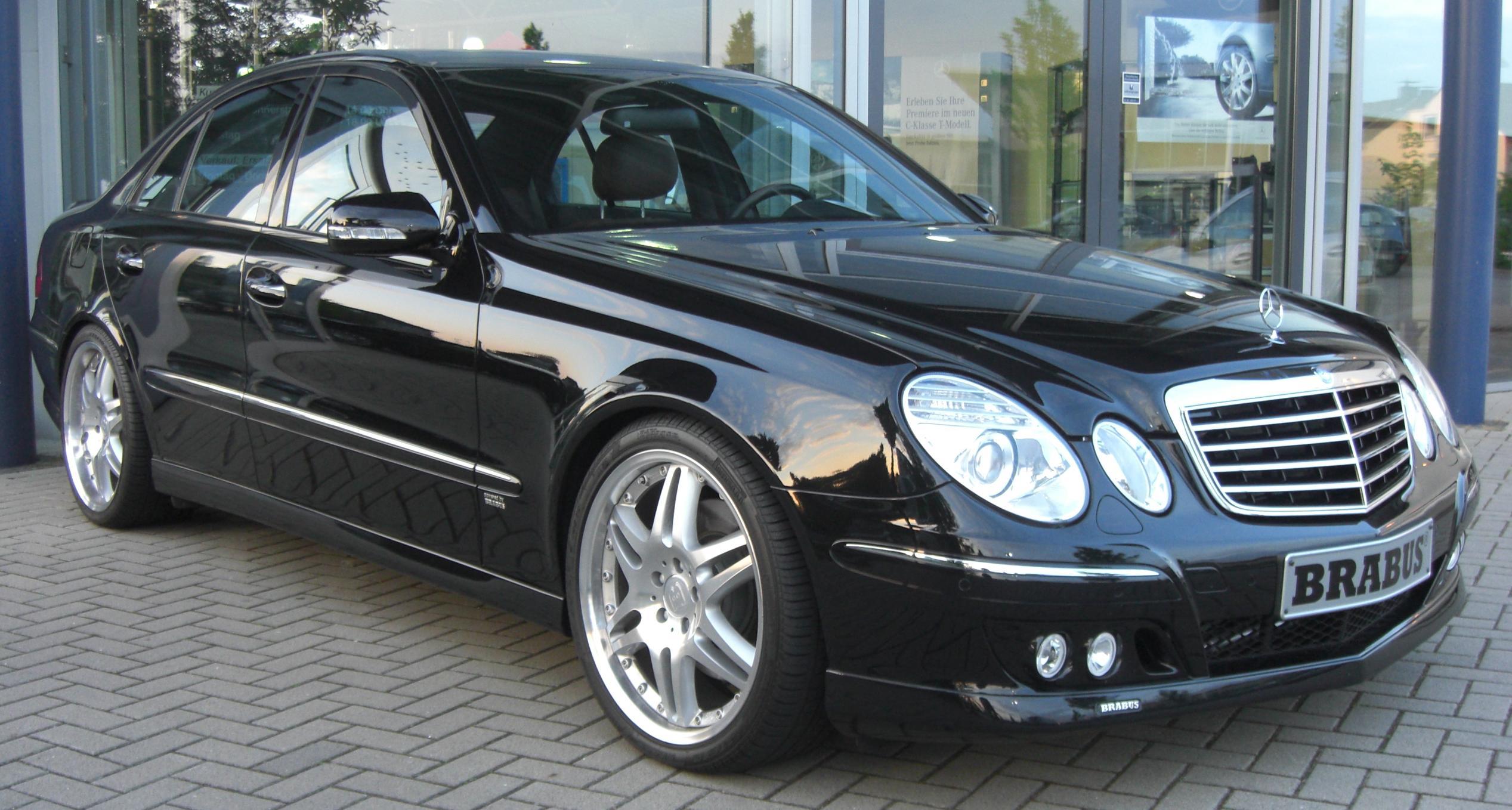 Modified Headlights For  E Class Mercedes