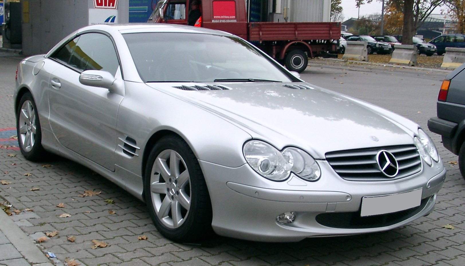 Mercedes benz r230 for Mercedes benz sl r230