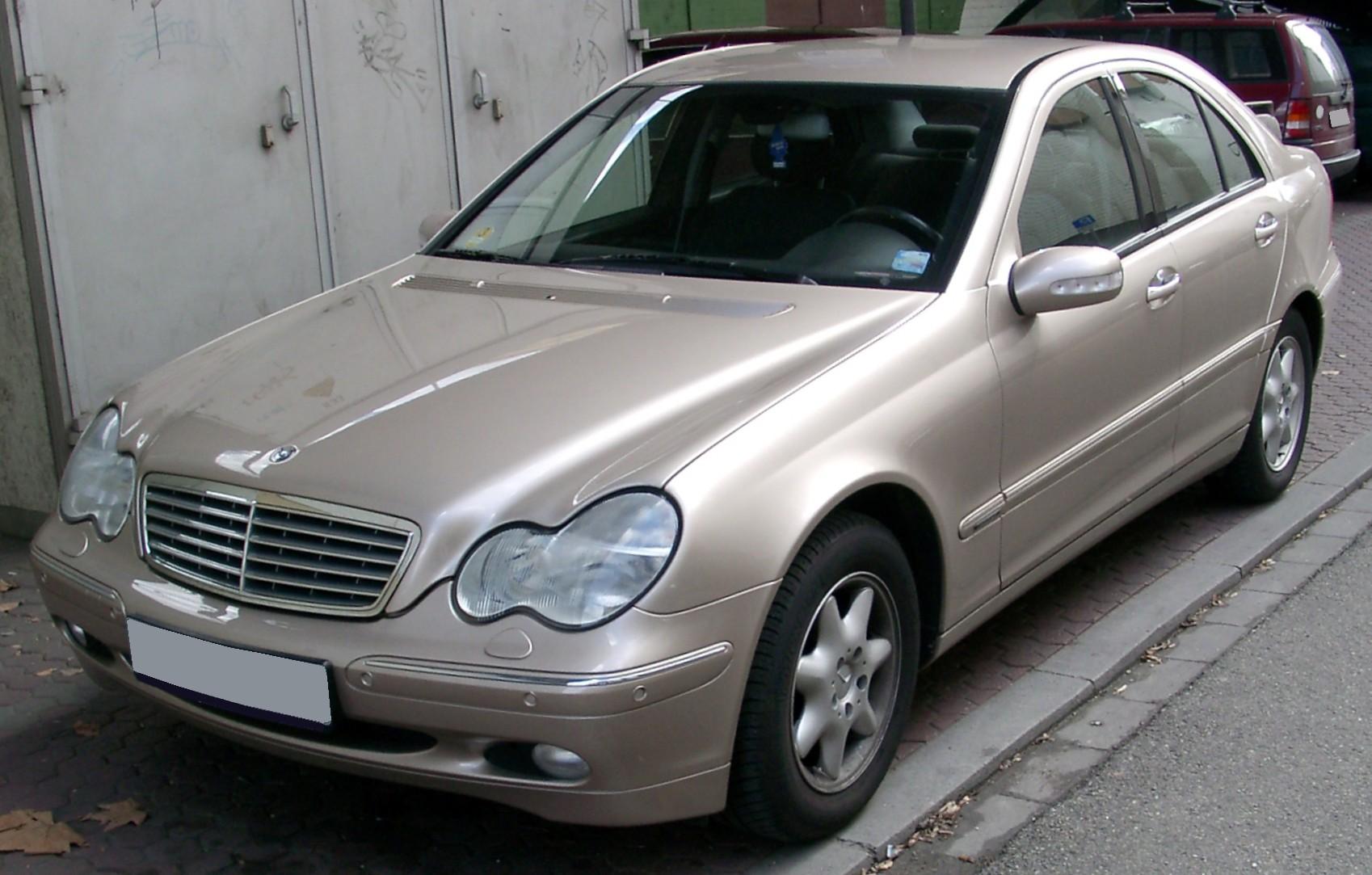 Mercedes W Querlenker