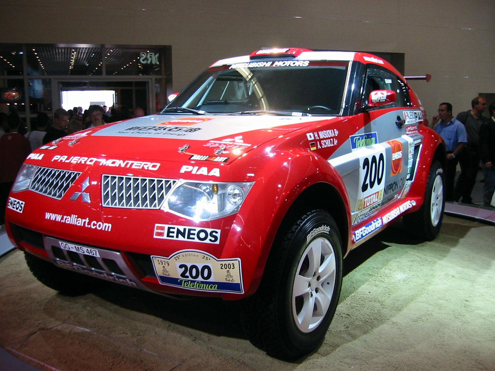 2003+pajero