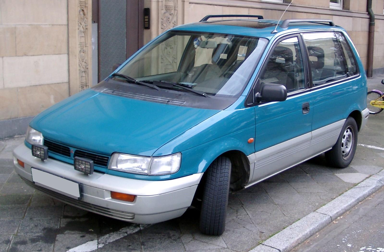 1991 2002 mitsubishi space runner 1991 2002 aehnlich dem space wagon .